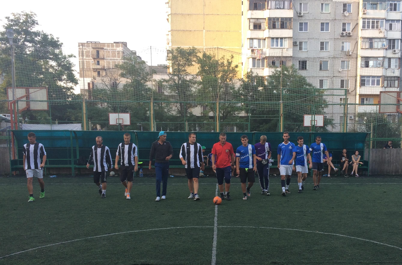Ника(Анапа) Аквамарин. Новороссийская футбольная лига