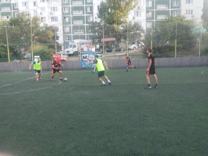 Норд-Ост - Таможня. Новороссийская футбольная лига