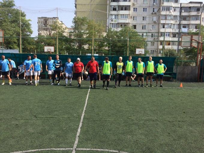 ЧСЛ - Виктория1. Новороссийская футбольная лига