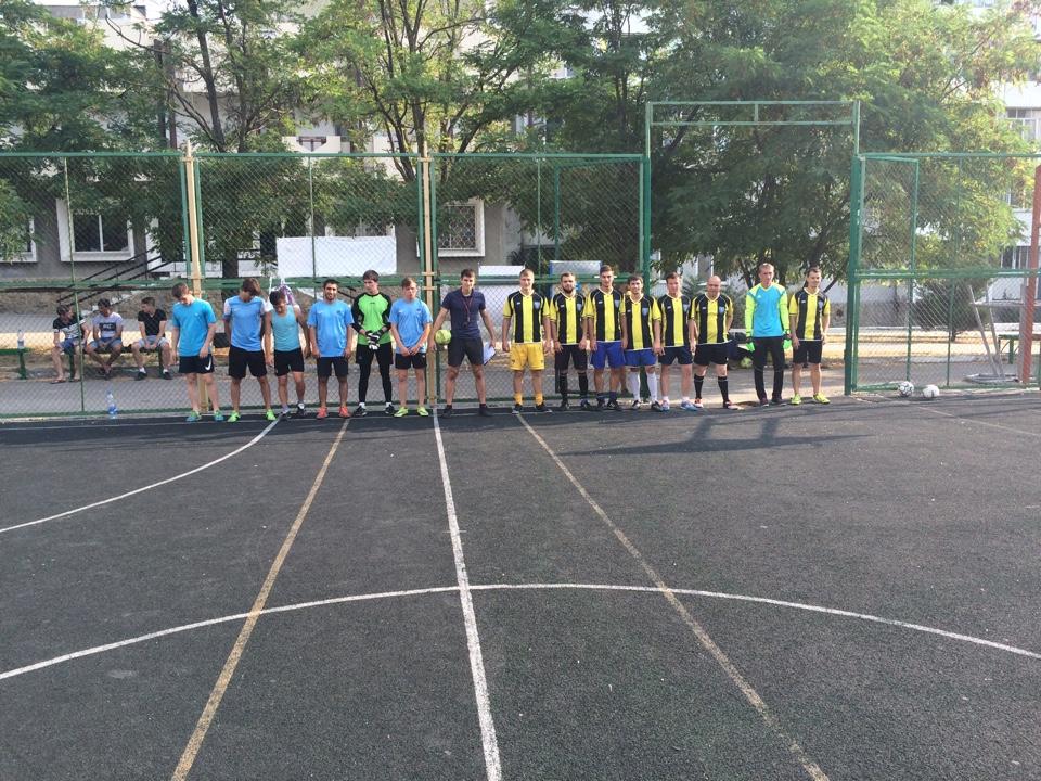 ЧСЛ-2 – Альфа. Новороссийская футбольная лига